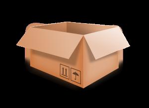 box, cardboard, packing